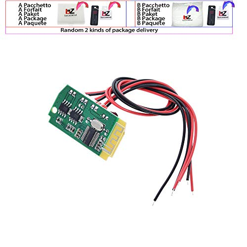 Digitaler Audio-Verstärker, DC, 3,7 V, 5 V, 3 W, Doppelplatte, DIY-Bluetooth-Lautsprecher, Modifikation, Sound-Modul