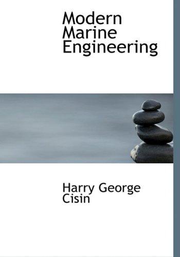 Modern Marine Engineering