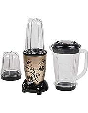 Wonderchef Nutri-Blend 63152294 400-Watt Mixer with 3 Jars