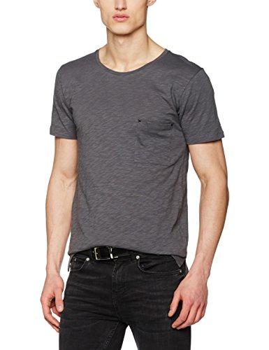 Ljung Herren T-Shirts Slubtee Grey (Gun Metal Grey)