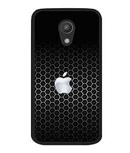 printtech Apple Back Case Cover for Motorola Moto G2 X1068 , Motorola Moto G (2nd Gen)