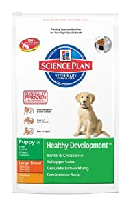 Science Plan - Hills Science Plan Puppy Large Healthy Development Poulet 11 kg