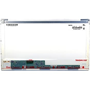 TL LAPTOP GLOSSY DISPLAY PANEL Q2 Wikiparts* NEW 15.6 LED LCD SCREEN COMPATIBLE WITH LG PHILIPS LP156WH4