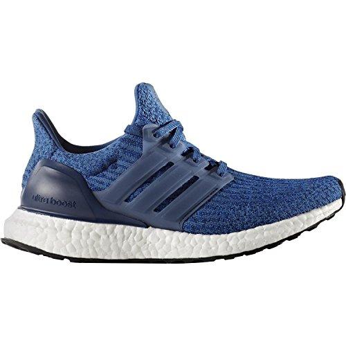 adidas Ultraboost J, Sneakers Basses Mixte Enfant Bleu (Blu Azubas/azumis/negbas)