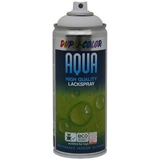 Unbekannt DUPLI-Color Aqua KLARLACK GLÄNZEND Holz Metall Glas STYROPOR 350 ML