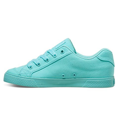 DC Shoes Chelsea Tx, Baskets Basses Femme Aqua