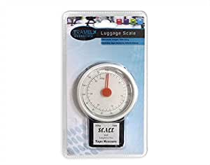 Travel Luggage Scales with Tape Measure