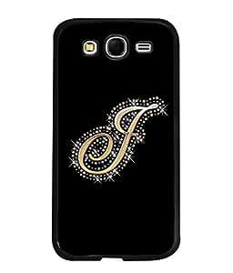 Fuson Designer Back Case Cover for Samsung Galaxy Grand I9082 :: Samsung Galaxy Grand Z I9082Z :: Samsung Galaxy Grand Duos I9080 I9082 (Dancing Disco Dancer Alphabet Dazzling)