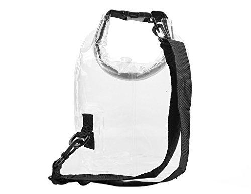 aquatic-dude-dry-pak-roll-top-dry-gear-bag-waterproof-dry-bags-for-boatingcampingkayakingcolor-trans