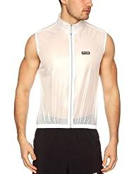 Nalini Talco Nalini Talco - Chaleco de ciclismo para hombre, tamaño XXL, color claro