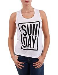 Rut & Circle - Camiseta sin mangas - para mujer