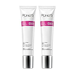 Ponds White Beauty SPF 30 Fairness BB Cream, 18g (Pack of 2)