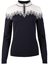 Dale of Norway snefrid Femenina Sweater, Mujer, 93431, c, Medium