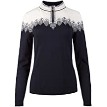 Dale of Norway snefrid Femenina Sweater, Mujer, 93431, c, Medium