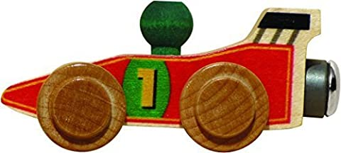 Maple Landmark 10238 NameTrain-COLOR CARS-RACER