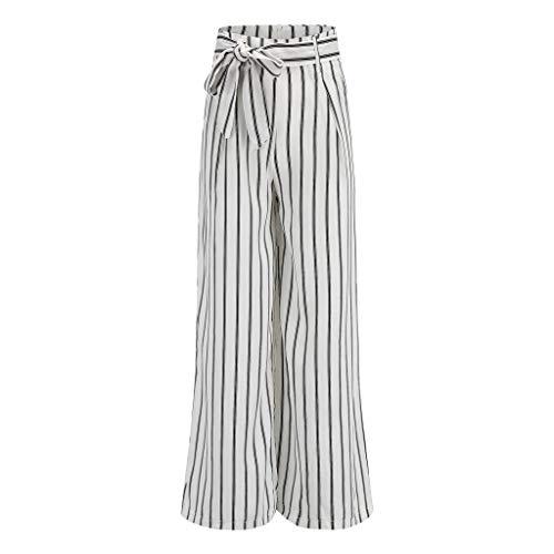 Pantalones Mujer Anchos Primavera Invierno Cintura
