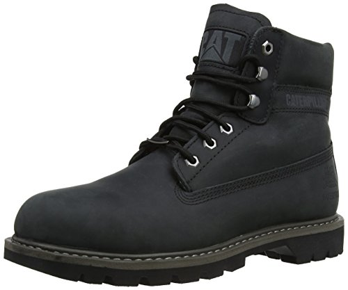 Caterpillar WATERSHED WP Herren Chukka Boots Schwarz (MENS BLACK)