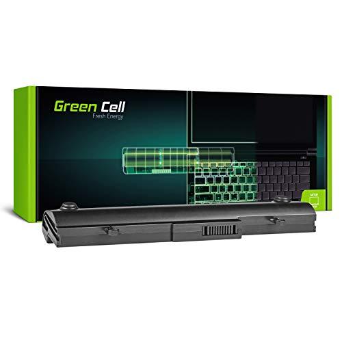 Green Cell Standard Serie AL32-1005 Laptop Akku für ASUS Eee PC 1001 1001HA 1001PX 1001PXD | 1005 1005H 1005HA 1005P 1005PXD | R101 (6 Zellen 4400mAh 11.1V Schwarz) Laptop Asus Eee Pc