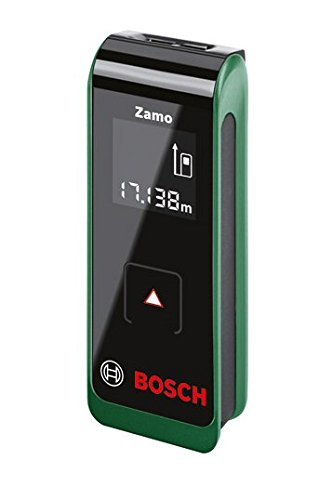 Preisvergleich Produktbild Bosch zamo Digital Laser Messen (Messbereich: 0,15–20,00m) (Messgenauigkeit, typische ± 3,0mm)