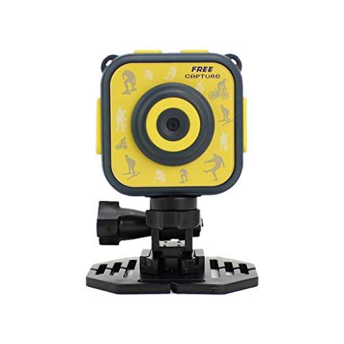 SilenceID Kinderkamera Digital wasserdichte Digital Video HD Action Kamera 1080P DV Kinder Videokamera für Mädchen Jungen (12-megapixel-kamera Canons)