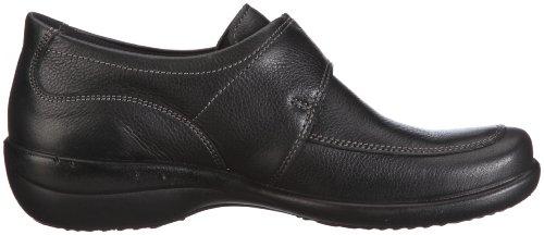 Jomos Donna 2 03918, Chaussures basses femme Noir-TR-F5-476