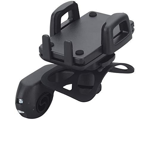 Humpert für Lenkerbügel Smartphonehalter, schwarz, One Size