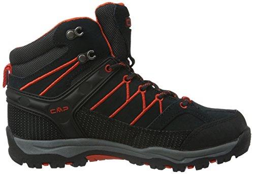 CMP - F.lli Campagnolo Rigel, Chaussures de Randonnée Hautes Garçon gris (Antracite-Bitter 101Q)