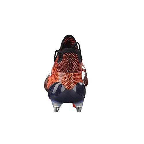 adidas Herren X 17.1 SG Fußballschuhe Schwarz (Negbas/Rojsol/Narsol)