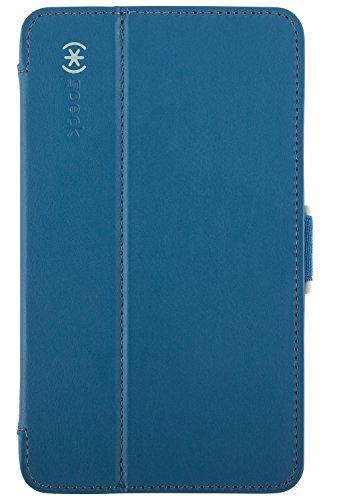 Speck SPK-A2861 StyleFolio Deepsea Blau/Nickel Grau für Samsung Galaxy Tab 4 7.0 (Samsung Cellular Us Tab 4)