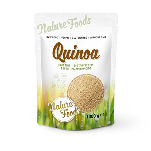 Preisvergleich Produktbild Quinoa weiß 1kg