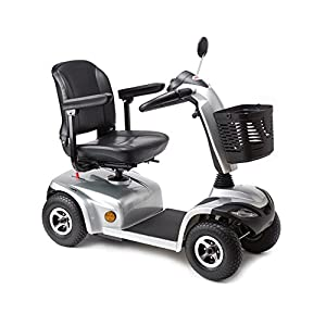 Apex i-tauro| Electric Scooter 4 ruedas| Ideal for long hours and excursiones| for Seniors and discapacitados| Powerful Engine and ruedas|asiento and Column of Driving regulable| Modern Design plateado| Wheels antivuelco| front-and of freno| almacenaje|ba