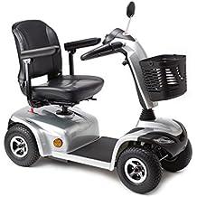 APEX I-Tauro| Scooter eléctrico 4 ruedas| Ideal para ñlargas jornadas y excursiones| para personas mayores y discapacitados| potente motor y ruedas|asiento ...