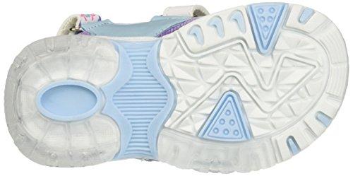 Walt Disney Baby Mädchen S17467haz Krabbel-& Hausschuhe Turchese (Azzurro)