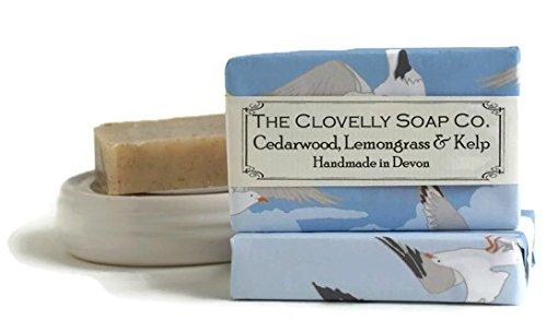 clovelly-soap-co-natural-handmade-cedarwood-lemongrass-kelp-soap-bar-for-all-skin-types-100g