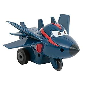 Giochi Preziosi-Super Wings, avión, vehículo de Juguete, Persona Dizzy Chase