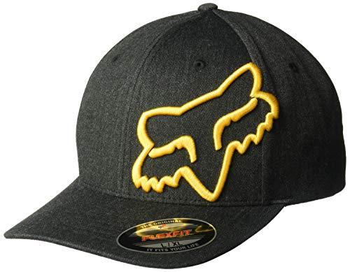 Fox Herren Clouded Flexfit HAT Baseball Cap, schwarz, X-Large 3 Flex Fit Cap