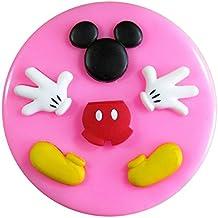 Fairie Blessings - Molde de silicona para decoración de pasteles, magdalenas, utensilios de azúcar