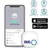 Schlüsselfinder Anti Verloren Tracker,Evershop Keyfinder Bluetooth Tracker GPS Locator Bidirektionale Alarm...