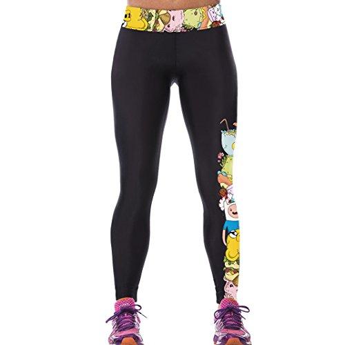 Sasairy-Donna-Sport-Pantaloni-Full-Length-Leggings-non-Pantaloni-Collant-Elastico-ci-si-Vede-Attraverso-Fitness-Workout-Yoga-in-Esecuzione-Hipster-Usura-Esterna-Palestra-S-L-Colore-011