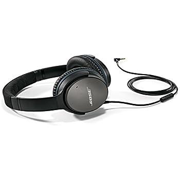 Bose QuietComfort 25 Casque Circum-Aural à Réduction du Bruit - Android - Noir