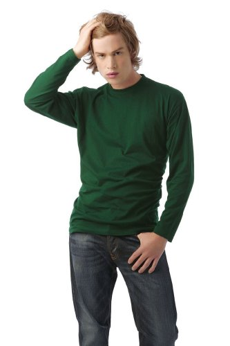 Langarm T-Shirt 'Exact 150' Royal