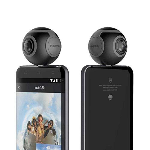 insta360 Lufttasche Mini 360 VR Kamera 3K HD Kamera 360 Panoramakamera für Android Telefon mit USB-Mikroanschluss