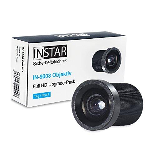 8mm Objektiv für INSTAR IN-9008 Full HD optionale Ergänzung für...