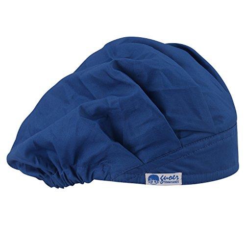 Guoer Medical cappello taglia unica blu