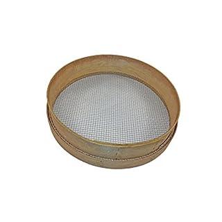 Greenkey 758 7 mm, traditionelles Maschen Gartensieb aus Holz
