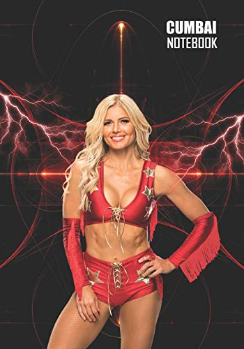 Notebook: Torrie Wilson Medium College Ruled Notebook 129 pages Lined 7 x 10 in (17.78 x 25.4 cm)