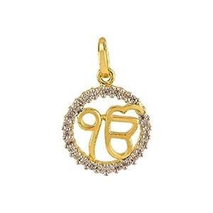 Efulgenz Halskette mit religiösem Anhänger, versilbert, Cubic Zirkonia, Schmuck für Frauen und Mädchen