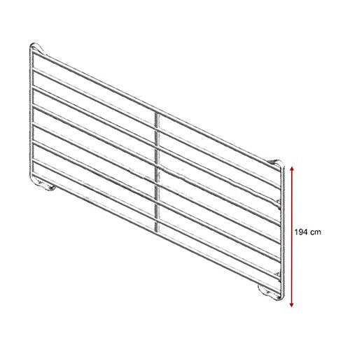 Panel-8, Länge 3,60m, H = 1,94 m - 310247 -