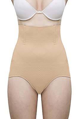 LACE AND ME Grip Wire No Rolling Down Tummy Tucker Women's Shapewear, Colours Available