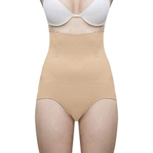 LACE AND ME Laceandme Magic Wire No Rolling Down Tummy Tucker Women's Shapewear (Free Size) Free 4 Pcs Wooden Cloth Clips
